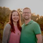 Matt and Liz Gross - directors of the Ambassadors for Business chapter in Austin, TX